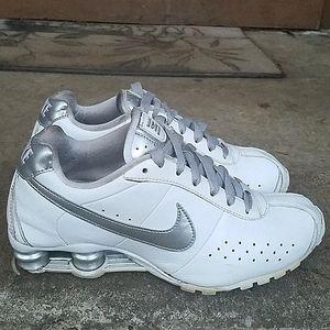 Nike shox classic ll - 343907-103 sneakers 7.5